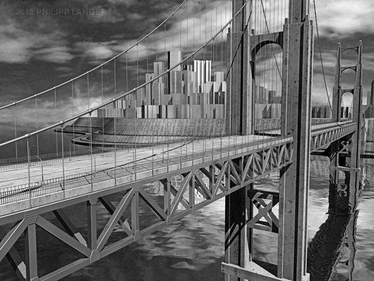 Suspension Bridge II (2015)