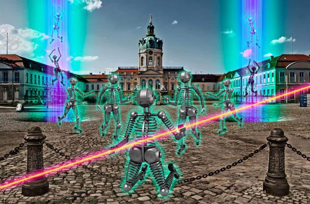 Robot Invasion