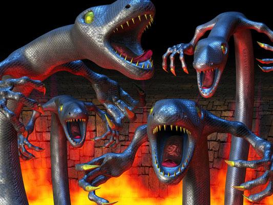 Creatures of Hell II (2016)