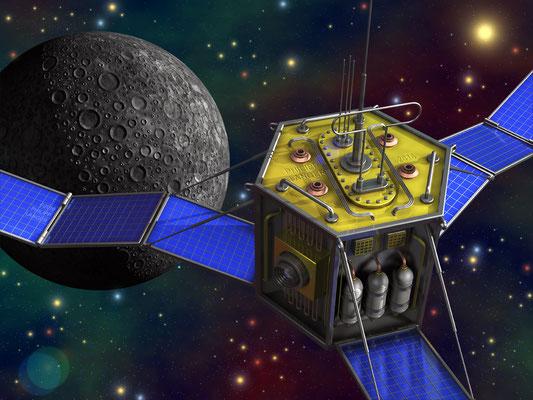 Moon Probe (2016)
