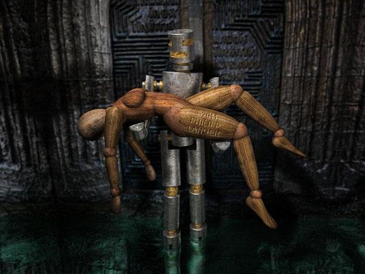 Robot Carrying Manika II