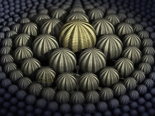 Circles of Beads (2017)