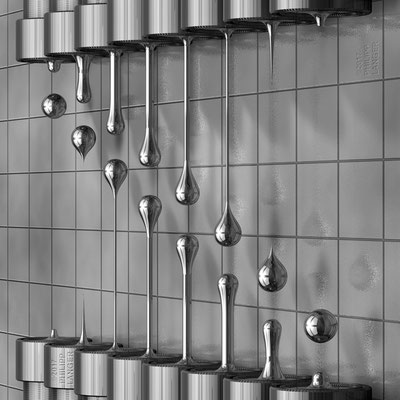Dripping Mercury (2017)
