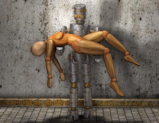 Robot Carrying Manika I
