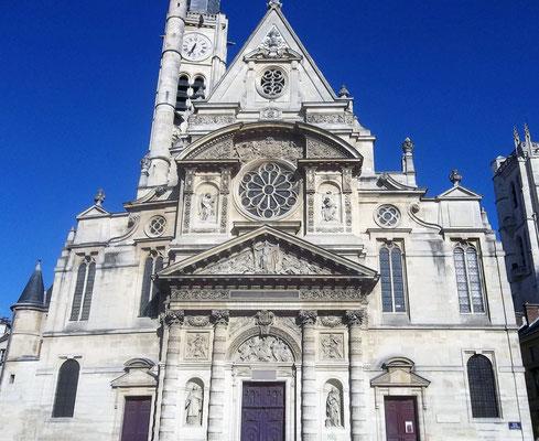 Eglise St-Etienne-du-Mont