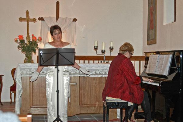 concert de soutien àl'église St Etienne