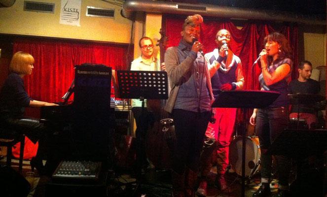 Seba Kaapstad @Jazzclub Kiste, Stuttgart