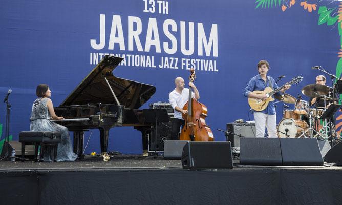 Jarasum International Jazz Festival / Südkorea Tour 2016