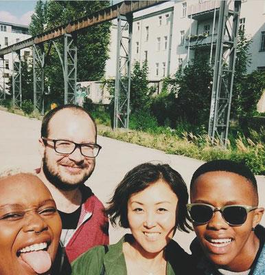 Seba Kaapstad in Berlin, August 2018