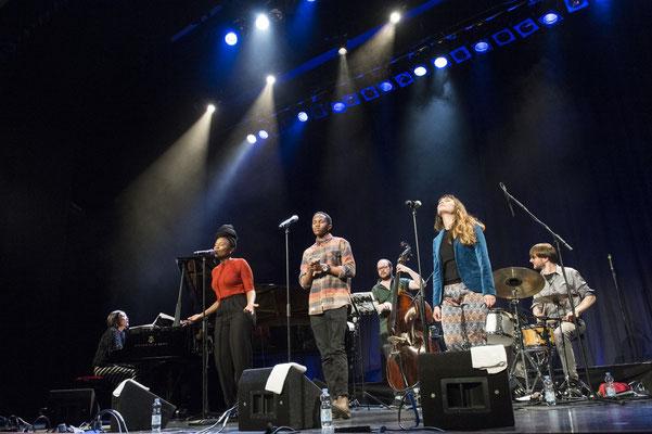 Seba Kaapstad @Voices Festival Ratingen, Nov 2016