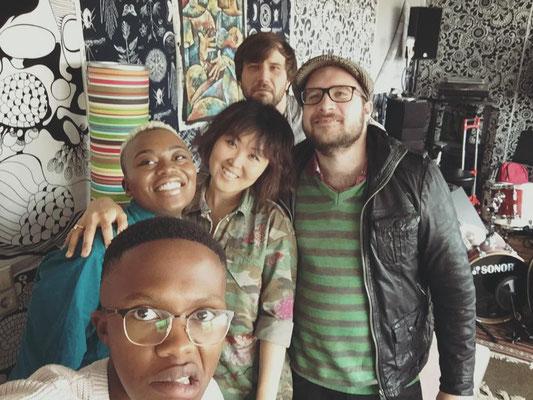 Seba Kaapstad, March 2018