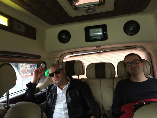 Brothers on the road / Südkorea Tour 2016