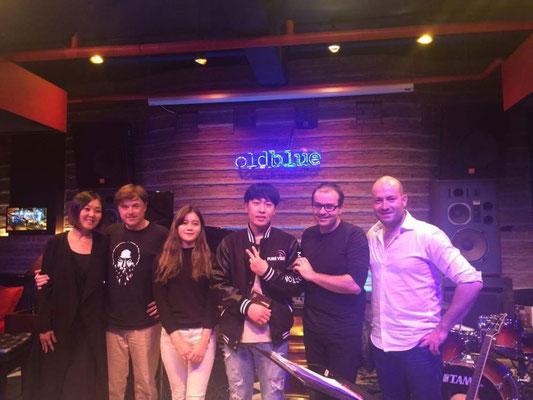 Old Blue, Daegu / Südkorea Tour 2016