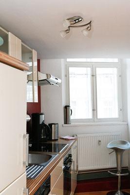 Ferienwohnung Lübeck, Einhornhaus 3OG