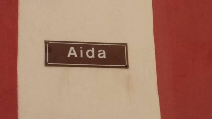 Straßenname in Tallinn
