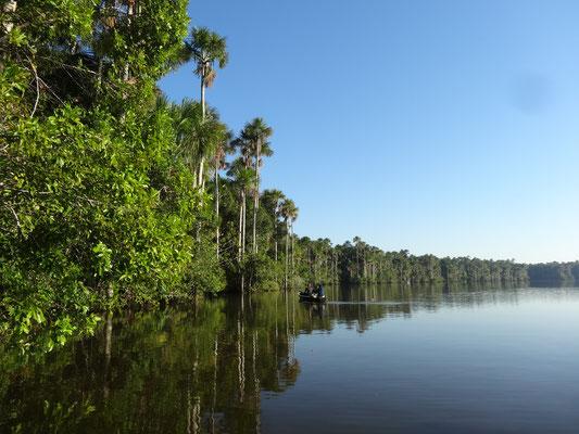 Lac de Sandoval