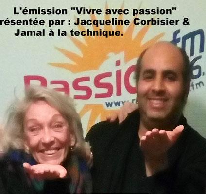 Jacqueline & Jamal (l'équipe de choc)