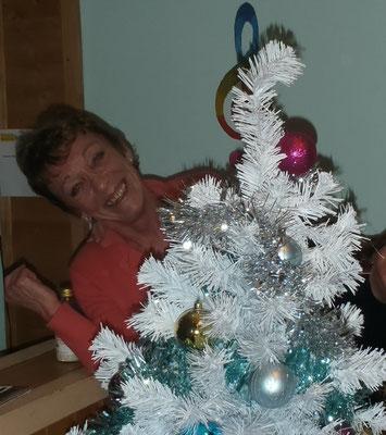 Joyeux Noël 2019 et Bonne année 2020 ! Jacqueline Corbisier
