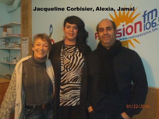 Jacqueline, Alexia, Jamal