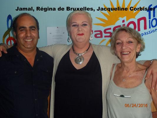Regina de Bruxelles - transformiste