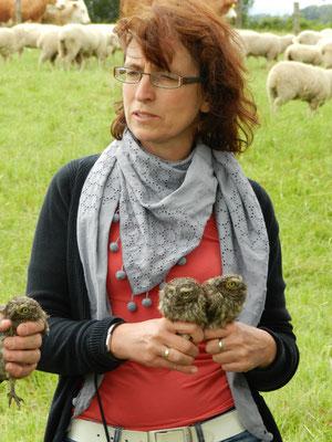 Verena Volkmar, Dipl. Agraringenieurin, Geschäftsführerin