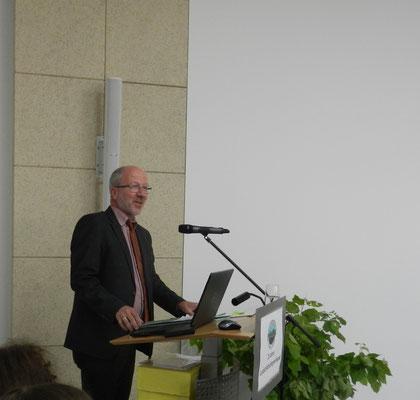 Dr. Hans-Joachim Schäfer (Thüringer Ministerium für Umwelt, Energie und Naturschutz)
