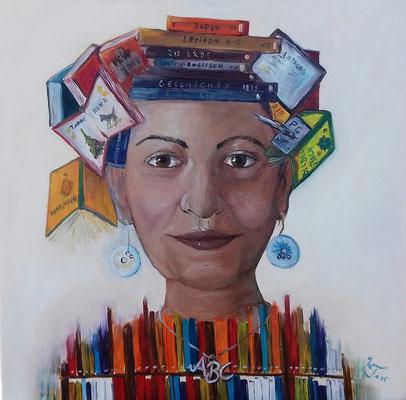 die Bibliothekarin