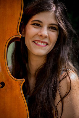 Carola Krebs, Cello