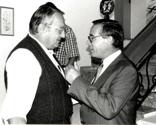 Horst Deutl im Gespräch mit Gerhard Buchleitner