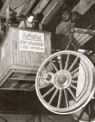 """Quelle: """"1909-1959. 50 Jahre RAW - 50 Jahre Arbeiterbewegung"""", Zwickau, 1958"""