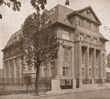 """Bildquelle: """"Das Buch der Stadt Chemnitz"""", Dresden, 1926"""