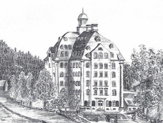 Quelle: Zeichnung Paul Evans (1890er Jahre)