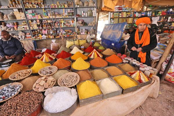Markt von Rissani