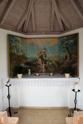 Altar der Hofkapelle