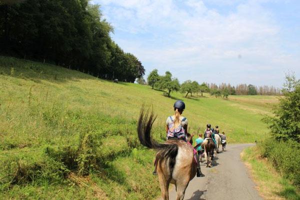 Reiterferien Köln für Kinder und Jugendliche