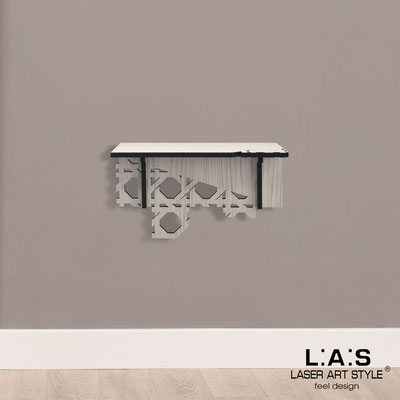 Furnishings </br> Code: G-405   Size: 60x30 cm </br> Colour: grey wood