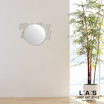 Mirrors </br> Code: G-386 | Size: 75x55 cm </br>  Colour: grey wood