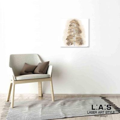 Quarantotto </br>  Codice: Q-004 | Misura: 48x48 cm </br> Colore: decoro tortora-incisione legno