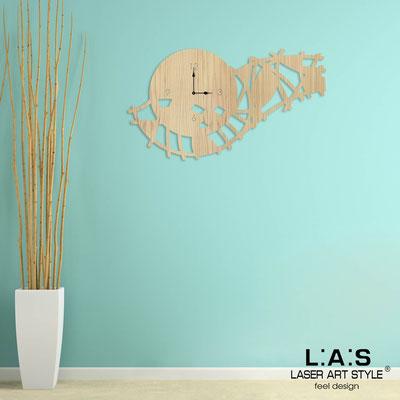 Orologi </br> Codice: W-404L | Misura: 90x50 cm </br>  Colore: natural wood