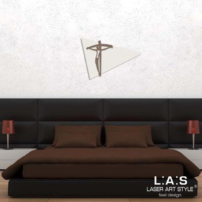 Crucifixes </br> Code: SI-277M | Size: 43x30 cm </br> Code: SI-277L | Size: 70x48 cm </br> Code: SI-277XL | Size: 98x70 cm </br> Colour: cream-dove grey