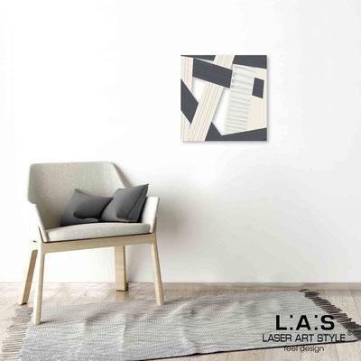 Quarantotto </br>  Codice: Q-018 | Misura: 48x48 cm </br> Colore: decoro beige-grigio-incisione legno