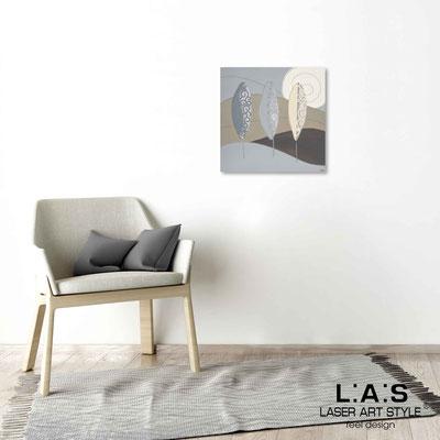 Quarantotto </br>  Codice: Q-015 | Misura: 48x48 cm </br> Colore: decoro grigio-incisione legno