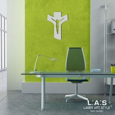 Crucifixes </br> Code: CR16 | Size: 30x40 cm </br> Colour: light grey