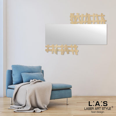 Mirrors </br> Code: W-388 | Size: 120x82 cm </br>  Colour: natural wood