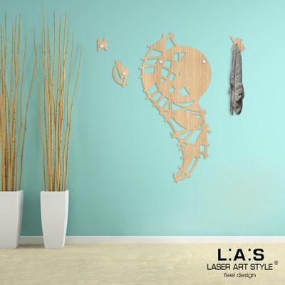Complementi d'arredo </br> Codice: W-403 | Misura: 50x105 cm </br> Colore: natural wood