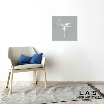 Quarantotto </br>  Code: Q-011 | Size: 48x48 cm </br> Colour: concrete grey-wood engraving