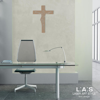 Crucifixes </br> Code: CR20 | Size: 30x40 cm </br> Colour: hazel