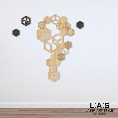 Complementi d'arredo </br> Codice: MW-339 | Misura: 55x100 cm </br> Colore: natural wood-marrone-incisione legno