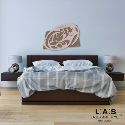 Sacred wall sculptures </br> Code: SI-325M | Size: 40x30 cm </br> Code: SI-325L | Size: 65x50 cm </br> Code: SI-325XL | Size: 90x70 cm </br> Colour: dove grey-powder
