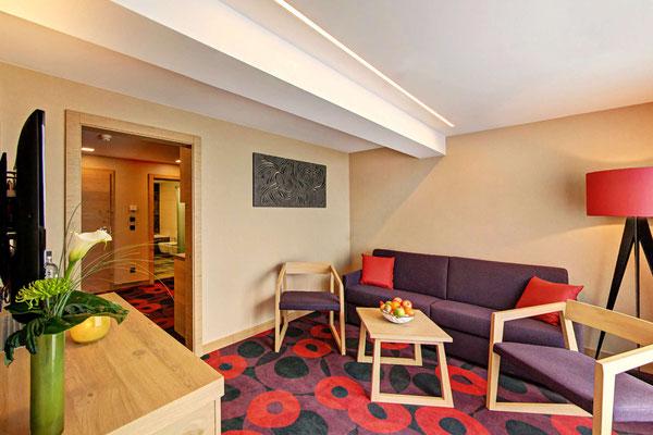 Aigo Familien & Sport Resort - 4*S Hotel <br> Deluxe Family Suite